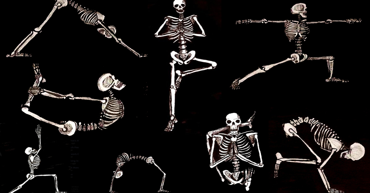 Halloween Yoga is Here!